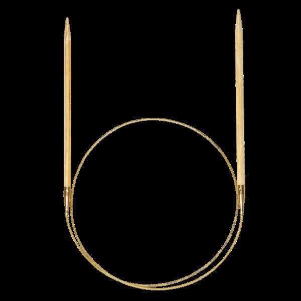 Rundstricknadel Bambus