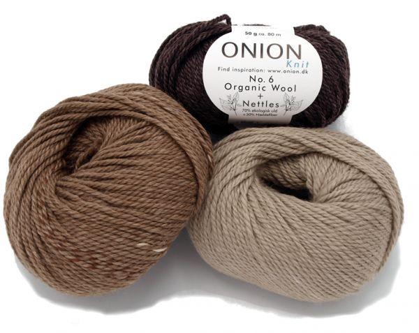 No. 6 Organic Wool + Nettle