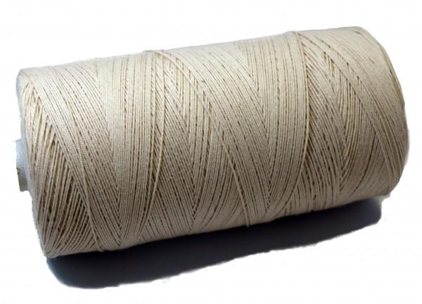 Teppichkettgarn Baumwolle ungebleicht